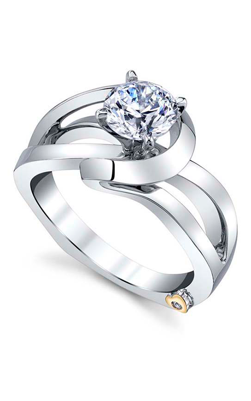 Mark Schneider Contemporary Engagement ring Juliet 20132 product image