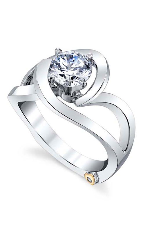 Mark Schneider Contemporary Engagement ring Loyalty 20042 product image