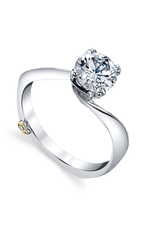 Mark Schneider Contemporary Engagement ring Luna 17630 product image