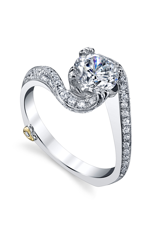 Mark Schneider Contemporary Engagement ring Lustrous 17575 product image