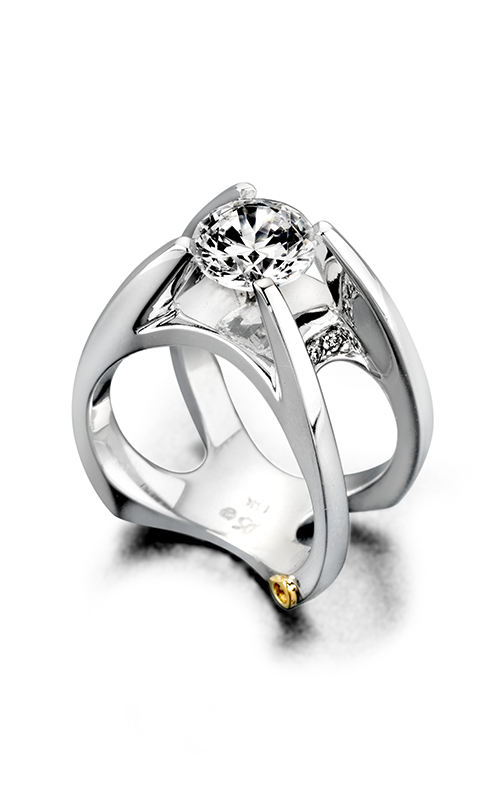 Mark Schneider Contemporary Engagement ring Moonglow 14544 product image