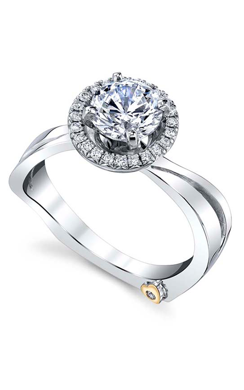 Mark Schneider Contemporary Engagement ring Passion 20031 product image
