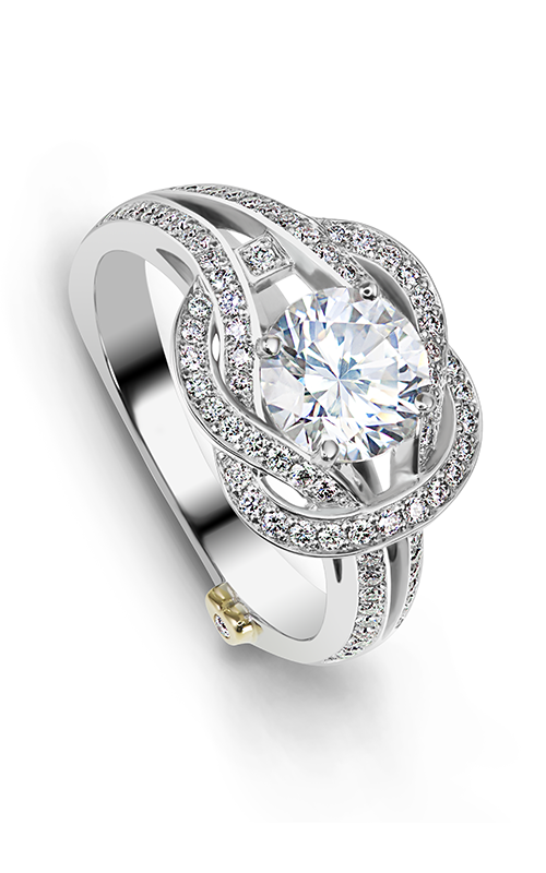 Mark Schneider Contemporary Engagement ring Royal 17480 product image