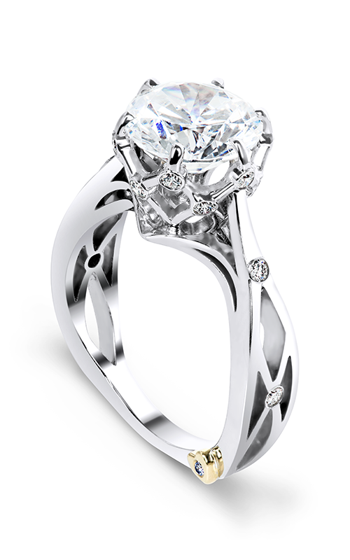 Mark Schneider Contemporary Engagement ring Sacred 17525 product image