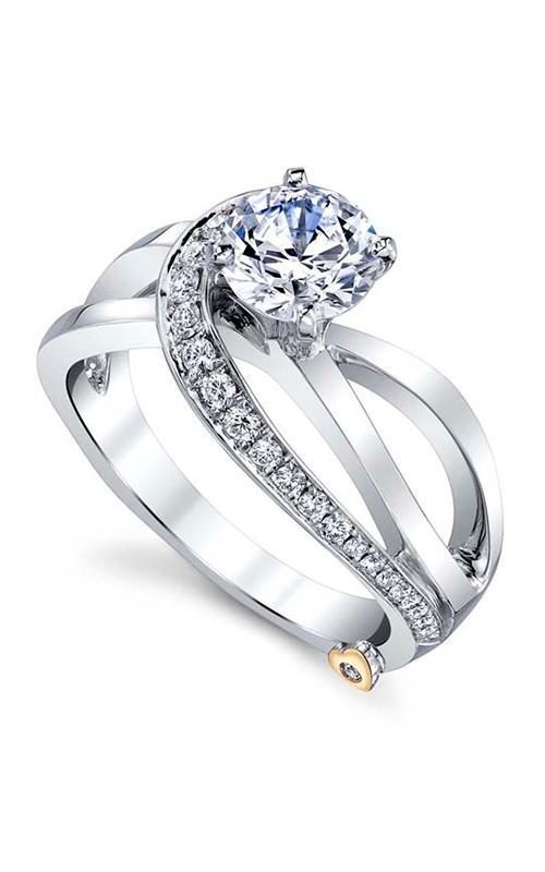 Mark Schneider Contemporary Engagement ring Tranquil 20161 product image