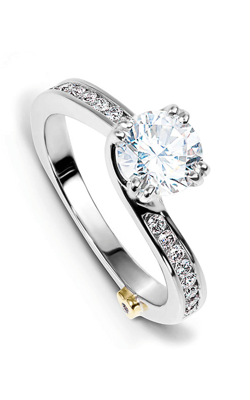 Mark Schneider Traditional Engagement ring Glimmer 17495 product image