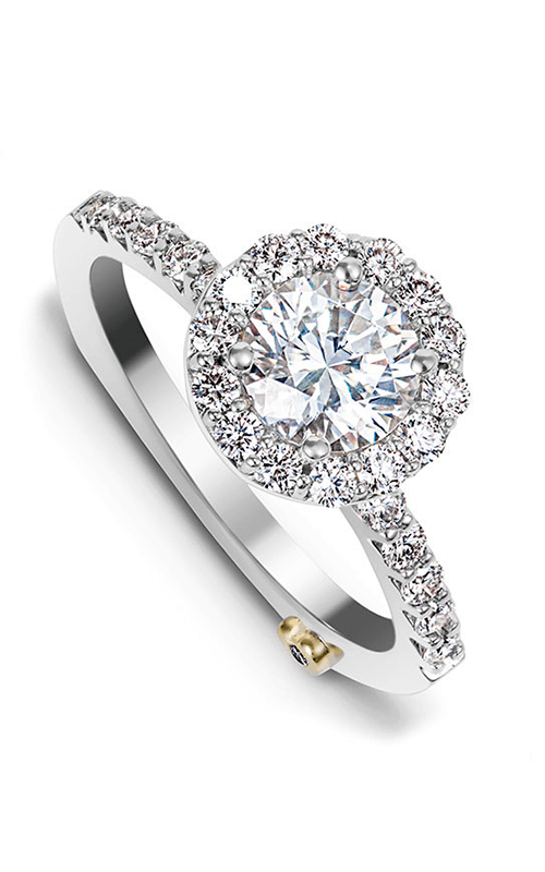 Mark Schneider Traditional Engagement ring Sentiment 17390 product image