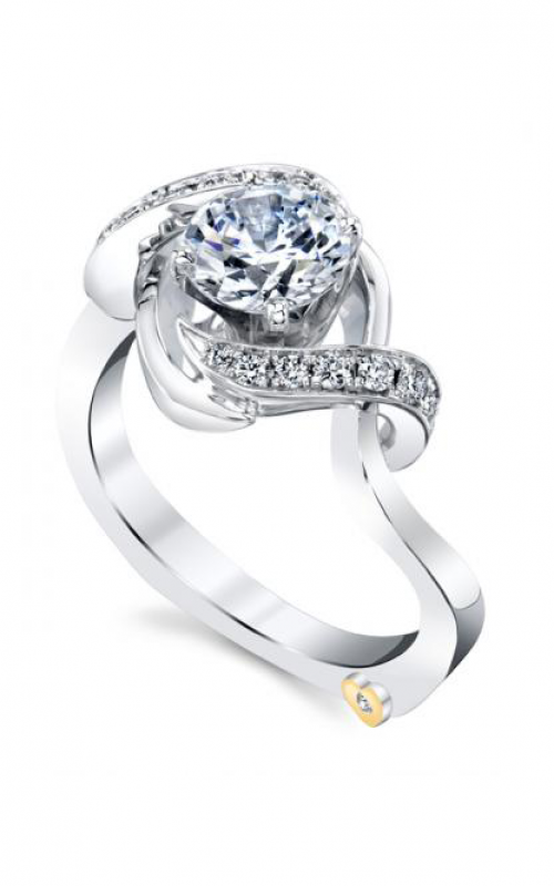 Mark Schneider Contemporary Engagement ring Oasis 20280 product image