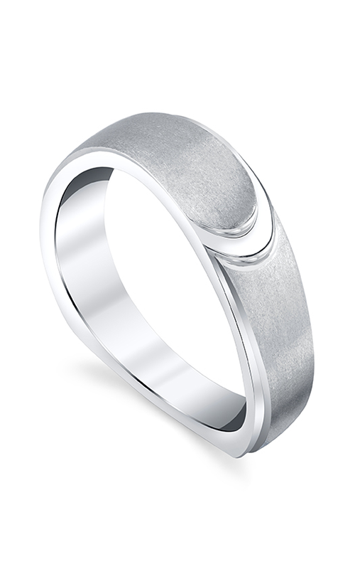 Mark Schneider Men's Wedding Bands Wedding band Wave 17650 product image