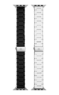 Michele Apple Watch Straps MS20GR001SET