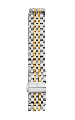 Michele 18mm Deco 7-Link Two-Tone Bracelet product image