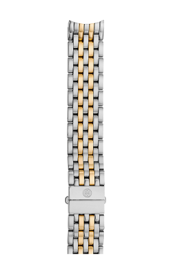 Michele 16mm Serein Mid 7-Link Two-Tone Bracelet MS16DH285048 product image