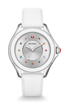 Michele Cape White, Multi Topaz Dial product image