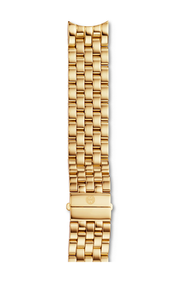 Michele 18MM Sport Sail 7-Link Gold Bracelet product image