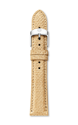 Michele 18MM Honey Gold Snakeskin Strap MS18AA420701 product image