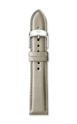 Michele 18mm Cement Leather MS18AA050257 product image