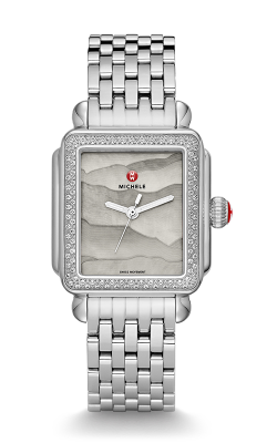 Michele Deco Diamond, Grey Gradient Dial Watch MW06T01A1105_MS18AU235009 product image