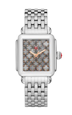 Michele Deco Stainless-Steel Mosaic Dial Watch MW06T00A0126 MS18AU235009 product image