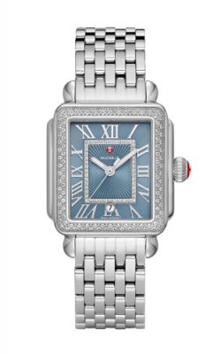 Michele Deco Madison Stainless Steel Diamond Watch MW06T01A1123_MS18AU235009 product image