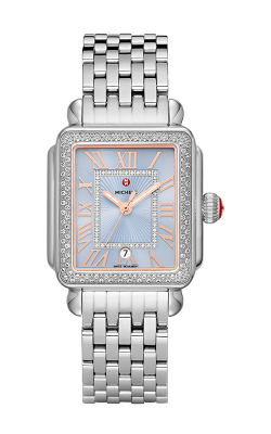 Michele Deco Madison Stainless Diamond Watch MW06T01A1145_MS18AU235009 product image
