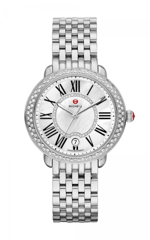 Michele Serein Mid Diamond, Diamond Dial Watch MW21B01A1963 MS16DH235009