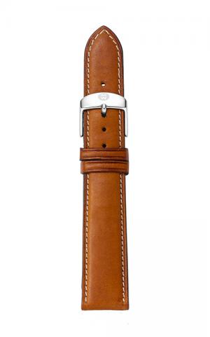 Michele 20mm Saddle Calf Skin Strap MS20AA270216