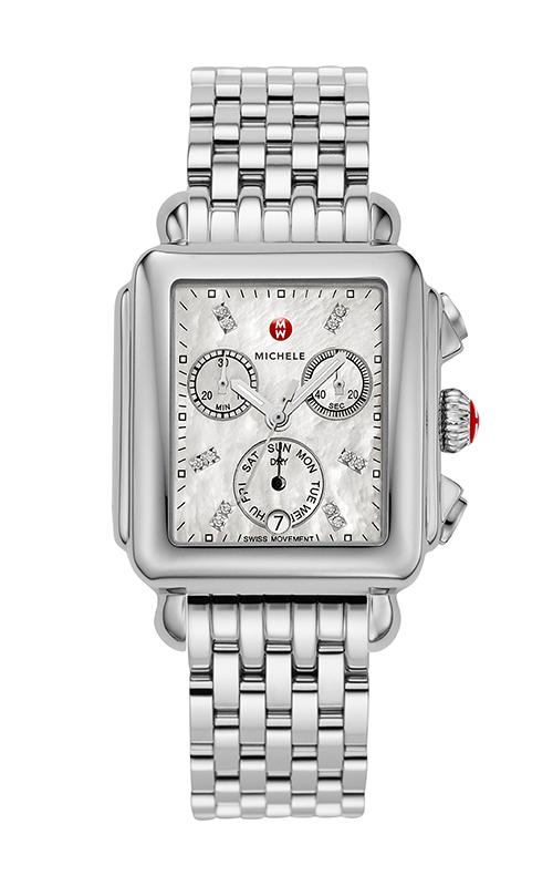 Signature Deco Non-Diamond, Diamond Dial Watch product image