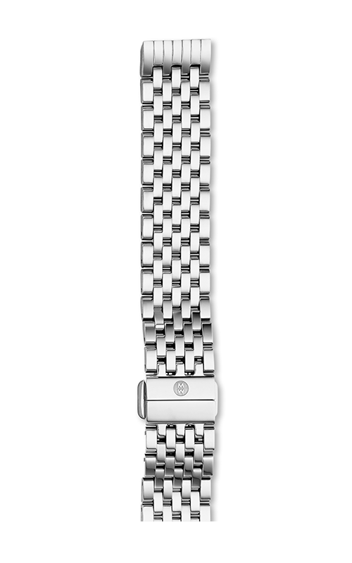 Michele 16MM Deco II Mid 7-Link Bracelet MS16FT235009 product image