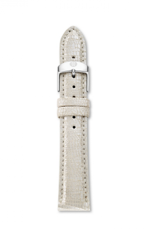 Michele Leather Strap MS16AA430114 product image