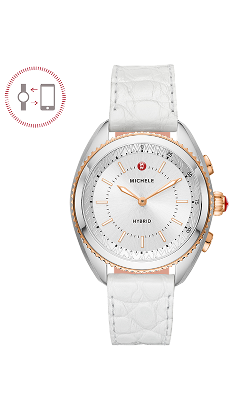 Michele Hybrid Smartwatch Watch MWWT32A00007 product image