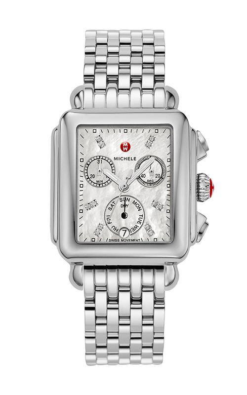 Signature Deco Non-Diamond, Diamond Dial Watch product image