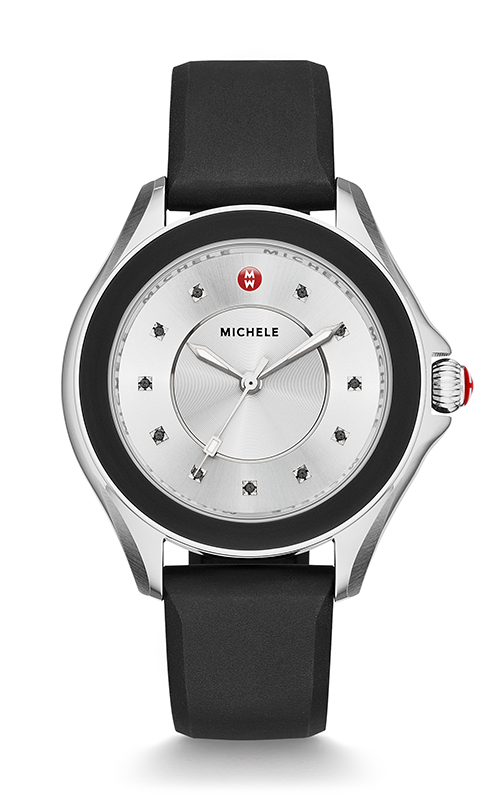 Michele Cape Black, Spinel Dial Watch MWW27A000012 product image