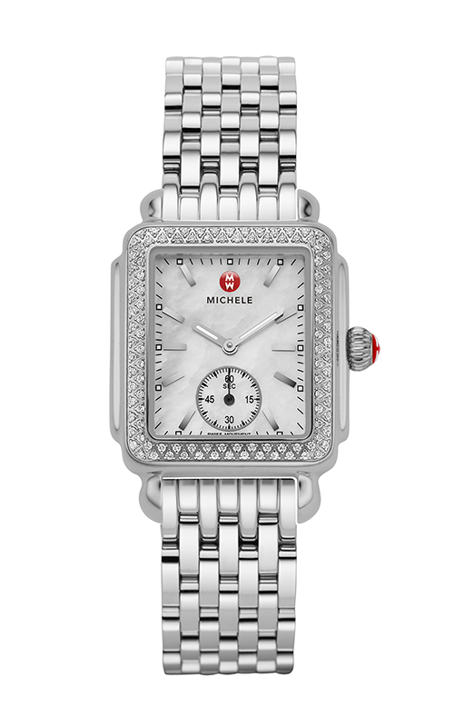 Michele Deco Mid Diamond Watch product image