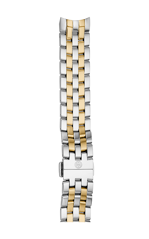 Michele Belmore Two Tone 5 Link Bracelet MS18FX285048 product image