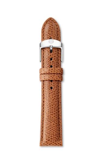 Michele 16mm Saddle Leather MS16AA320216 product image