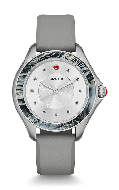 Michele Cape Grey, Mist Spinel Dial Watch MWW27A000031 product image