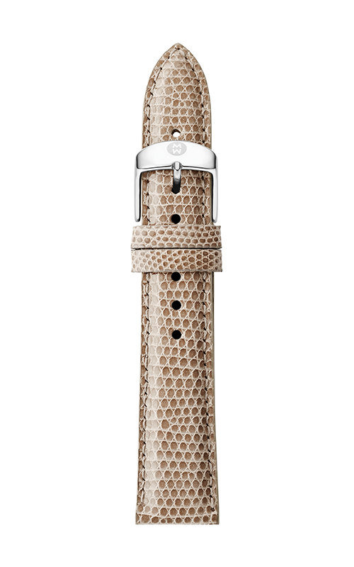Michele 16mm Cashmere Lizard Strap MS16AA030274 product image