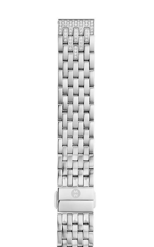 Michele CABER ISLE DIAMOND, STAINLESS 7-LINK MS18GG235009 product image
