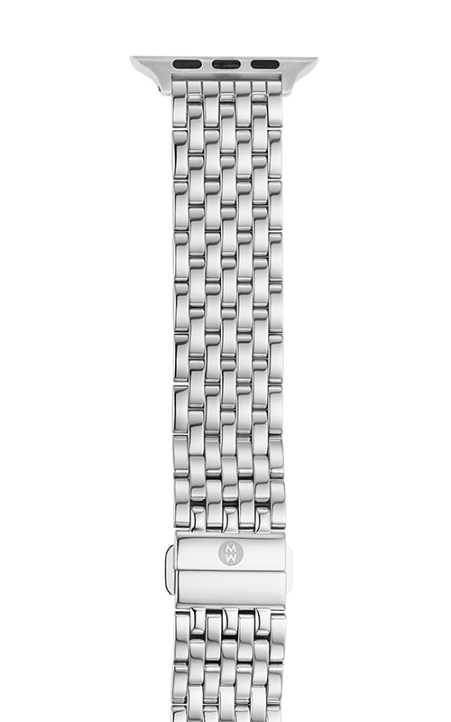 Michele 38/40mm and 42/44mm Stainless Bracelet Band for Apple Watch® MS20GL235009  product image