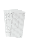 Montblanc Telephone Refill Address Sheets 3027