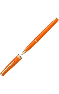 Montblanc Manganese Orange Rollerball Pen 119902