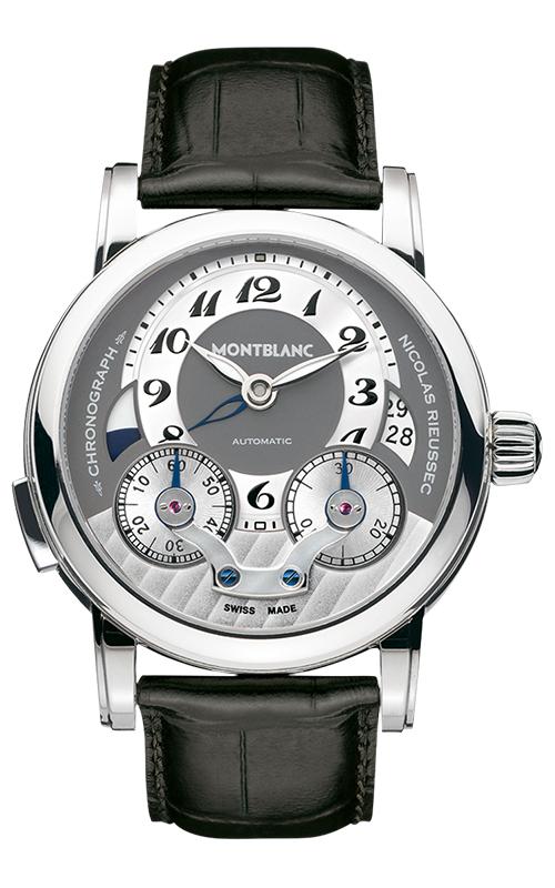 Montblanc Nicolas Rieussec Watch 102337 product image