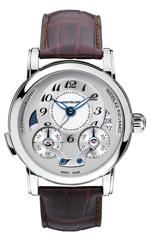 Montblanc Nicolas Rieussec Watch 106487 product image
