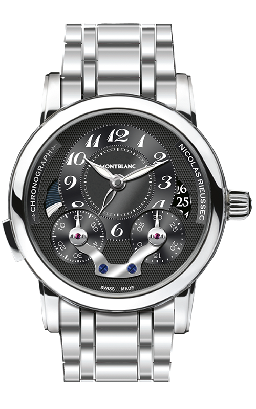 Montblanc Nicolas Rieussec Watch 109996 product image