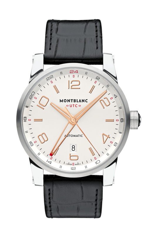 Montblanc Timewalker Watch 109136 product image