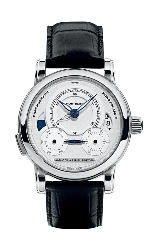 Montblanc Nicolas Rieussec Watch 111012 product image
