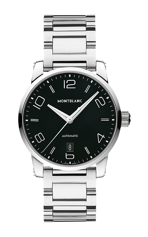 Montblanc Timewalker Watch 110339 product image