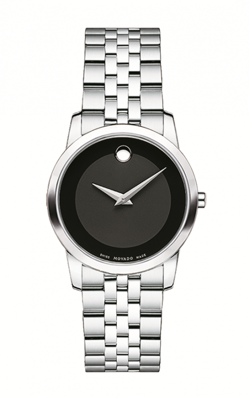 Movado Museum Classic Watch 0606505 product image
