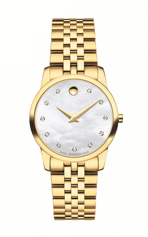Movado  Museum Classic Watch 0606998 product image