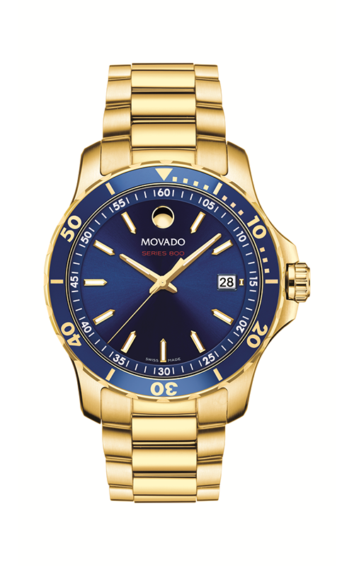 Movado  Series 800 Watch 2600144 product image